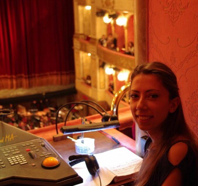 Ingrid Papa; Una Vita Dedicata al Teatro