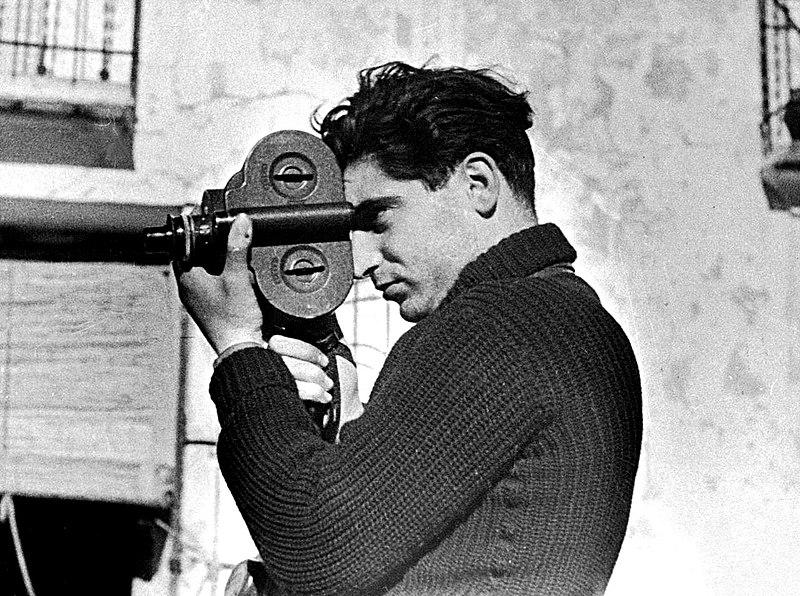 La Fotografia Che uccise Robert Capa